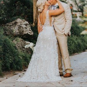 Berta Wedding Dress 18-10